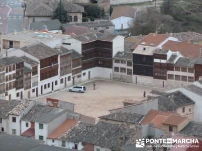 Visita enológica a Peñafiel – Ribera del Duero; rutas senderismo comunidad de madrid